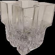 Helena Tynell Glass Vase Riihimaen Lasi Oy,