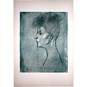 Pablo Picasso 15 Drawings. 1946. Albert Carmen, Pantheon. New York