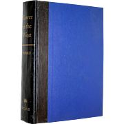 Frank NORRIS: Tower in the West. First Edition, Signed by Author, Frank Norris