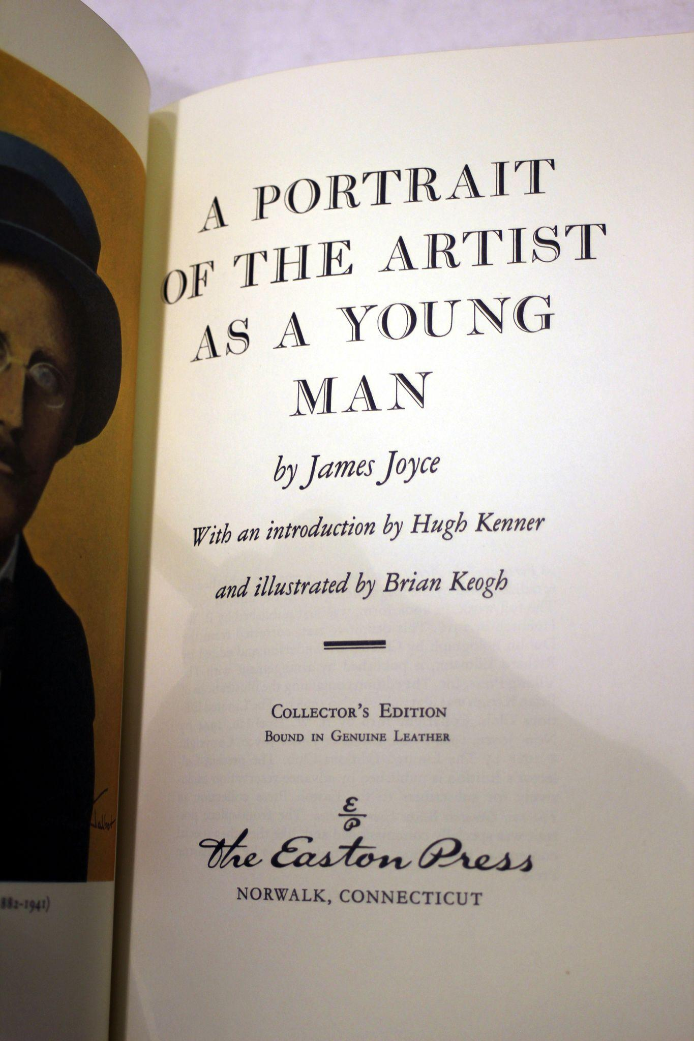 an analysis of a portrait of the artist as a young man by james joyce Joyce, james - a portrait of the artist as a young man (2) the writings of joyce – especially his later novels – make frequent use of interior monologue, both direct and indirect joyce, james .