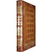 Poe, Edgar Allan: Tales of Mystery & Imagination, 1975. Easton Press 100 Greatest Books Collector's Edition in Leather & Gilt