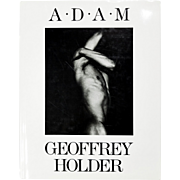 Geoffrey Holder: Adam. 1986 Viking 1st Edition (Adult)