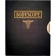 Ralph Segal: Bodyscope Anatomy Volvelle Guide. 1948