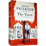 William Faulkner: The Town. 1957, First Print, First Edition