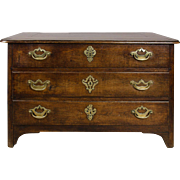18th C. Italian Oak Commode