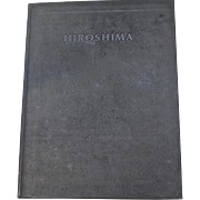 Hiroshima - Collectors Limited Edition Leather Bound
