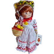 "Patricia Loveless ""Campbell Kids"" Porcelain Doll"