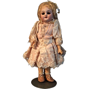Petite Simon & Halbig 8.5 inch 749 Dep Doll Made for the French Market