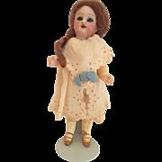 Rare Kammer & Reinhardt 15 cm Mignonette Bisque Head Composition Body Doll/All original