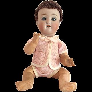 Wiefel & Co. 1912-1918 Mold 301 Toddler Sleep Eye Doll