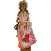 Ann Parker English Costume Doll of Fanny Burney - Red Tag Sale Item