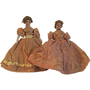 "Simon & Halbig 5"" Little Women Type Doll Mold 1160"
