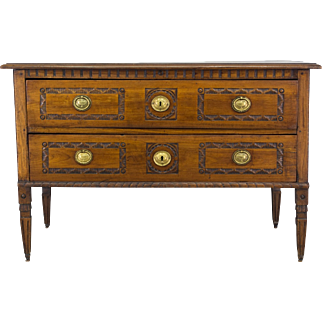 18th Century Louis XVI Commode