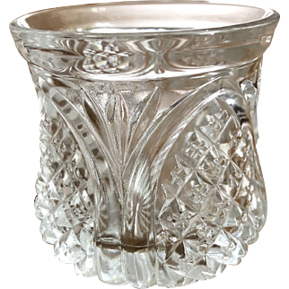 Vintage Old Fashioned in Aristocrat Clear by Fostoria