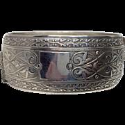 1938 Sterling Silver bracelet by Clewley & Co Birmingham UK