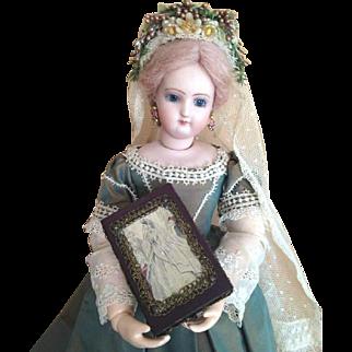 French Fashion ~ Bridal Storage Box ~ Artist Made by Zofia Rose