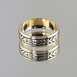 Men's 14k Gold Band