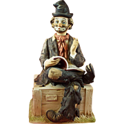 Melody in Motion Music Box Clown