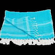 Turkish Premium Cotton Sauna Hammam Kilt or Towel