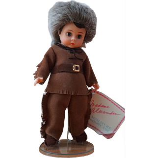 Daniel Boone Doll
