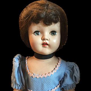 Vintage 1950s Lu Ann Simms Doll