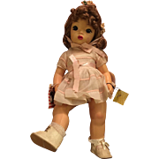 Adorable Terri Lee Doll with Auburn Curls