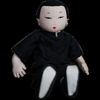 Ada Lum Hakka Woman Doll