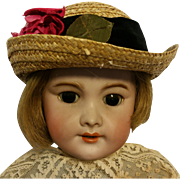Vintage hat for doll 1950