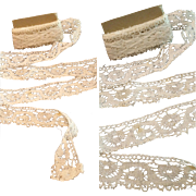 Antique Cotton Lace white