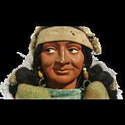 "16,14"" Skookum American Indian Doll"