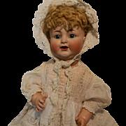 "Antique Beautiful Whopping Doll 26"" Kammer & Reinhardt Simon & Halbig baby body 1914"