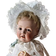 Gorgeous JDK Kestner Hilda Baby Largest 25 Inches Near Mint Condition