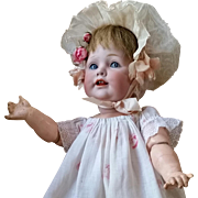 "Adorable JDK Kestner 247 Toddler – ""Hilda's Sister"" - Too Cute to Resist!"