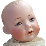 Tiny Kestner Hilda Baby in Smallest Size Made - 10 Inch - Size 6