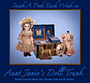 Aunt Janie's Doll Trunk