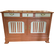 French Louis-Philippe Painted Buffet/Server