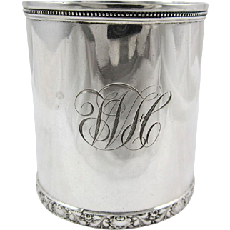 Tiffany Sterling Silver Cup