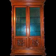 19th Century Italian Neoclassic Bookcase