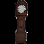 Watch Hutch, 19th C. Hand-Carved Watch Hutch