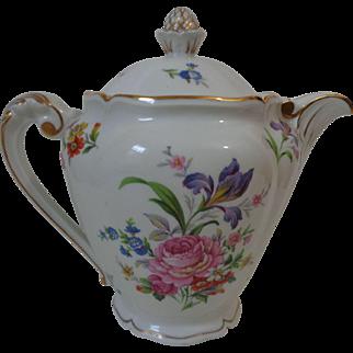 Ancienne Fabrique Royale Limoges Coffee Pot France
