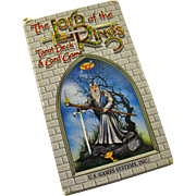 SALE - Lord of the Rings Tarot Deck & Card Game