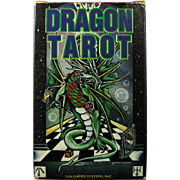 Dragon Tarot Card Deck