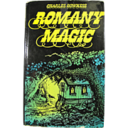 Romany Magic - Vintage Occult & Fortune-Telling Book 1973