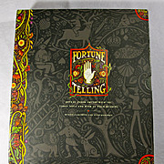 Vintage Tarot Nova & Palm Reading Fortune Telling Set In Slipcase