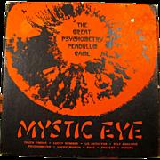 Mystic Eye 1950s Psychometry Pendulum Fortune-Telling Game