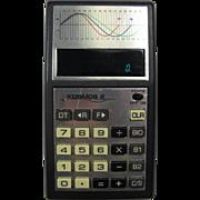 1979 Kosmos 2 Biorhythm Compatibility Calculator With Black Leather Case