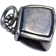 James Avery Rare Purse Charm Retired Vintage Sterling SIlver 925
