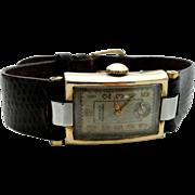Rolex Standard 1930s Watch w/ Oyster presentation case