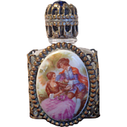 Czech Mini Perfume  Bottle