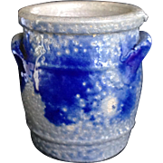Mini Stoneware Crock